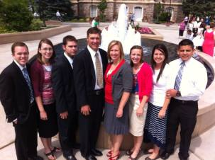 We love our family! We are so blessed to be close with all of them!