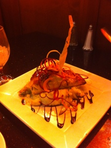 Elaborate Food! Yummy!