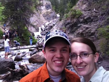 Hiking Donnut Falls
