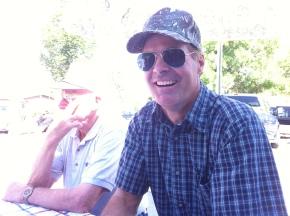 Andrea's Dad and Grandpa