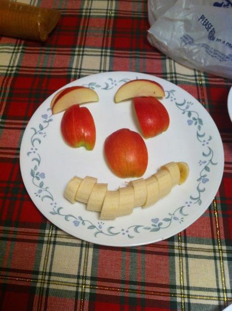 Jake's food art
