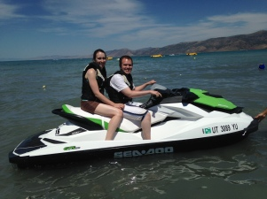 We spend time at Bear Lake with family every July... a favorite tradition!