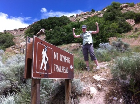 This was such a fun and challenging hike. We can do HARD THINGS!