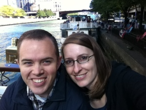 Chicago has beautiful architecture so we took a cruise tour which is the best way to see it all!